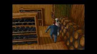 PSX Longplay #5: Alone in the Dark - One-Eyed Jack's Revenge