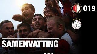 Samenvatting | Feyenoord O19 - Ajax O19