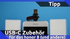 honor 8: Top 3 USB-C Zubehör