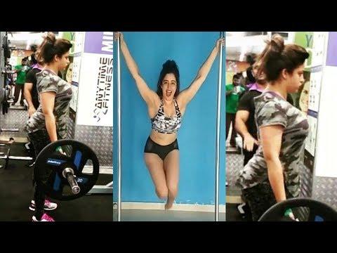 neha pendse hot workout 2018 thumbnail