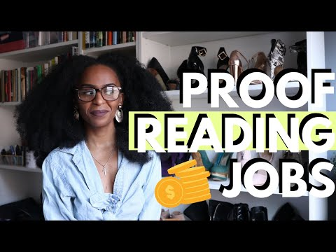 Side Hustles: Proofreading Jobs Paying $15 Per Hour | 2021