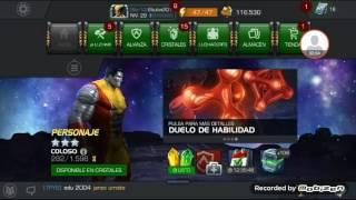 Marvel Batalla De Superheroes 11.1.0 Apk Mod