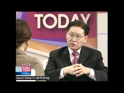 Korea's Sherpa for the 2012 Seoul Nuclear Security Summit[Korea Today]