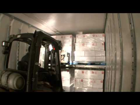 """M-O Freightworks' """"Freightworks"""" Logistics Loading System"""
