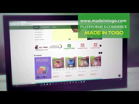 Plateforme E-commerce MADE IN TOGO
