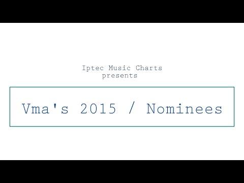 Video Music Awards 2015   Nominees