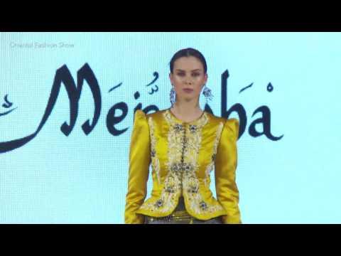 MENOUBA HAUTE COUTURE 2016 CIRTA JULIA