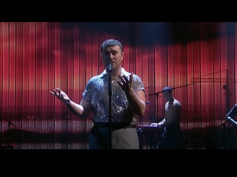 Sam Smith-' To Die For'|Live Performance From Graham Norton Show|