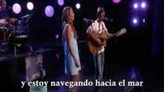 Jason Mraz & Colbie Calliat -Lucky (sub al español
