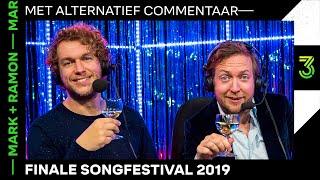 Finale Songfestival 2019 livestream | Mark+Rámon | NPO 3FM