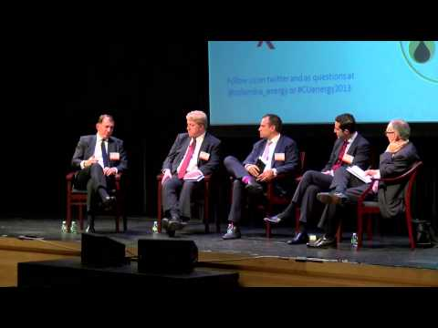 Columbia University Energy Symposium 2013 - Navigating Shifting Geopolitics of Oil and Gas