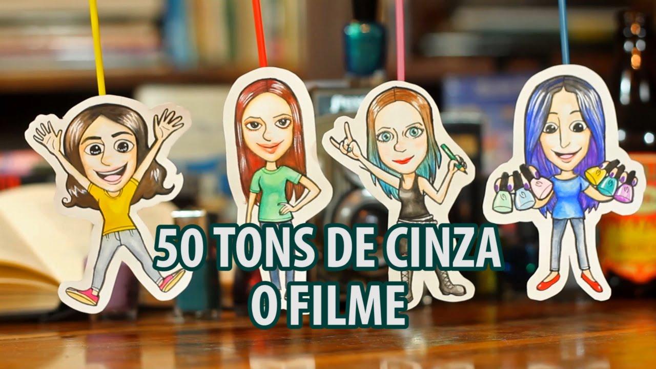 50 Tons de Cinza / Cinquenta Tons de Cinza - FILME - CRÍTICA - SPOILERS