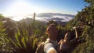 Mt Warning Hike 8.8km [GoPro Hero 4 Silver]