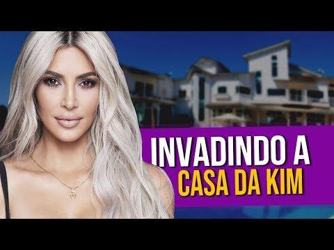Invadindo a Casa da Kim Kardashian