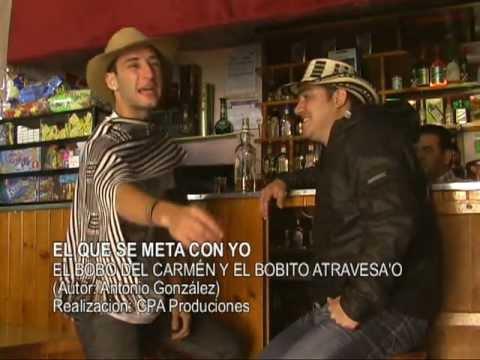 EL QUE SE META CON YO - HEIDER GONZALEZ & EL BOBO DEL CARMEN