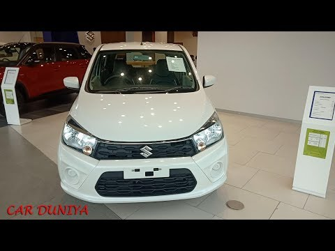 Maruti Suzuki Celerio VXI 2019 with Accessories Fitted-Detailed Review