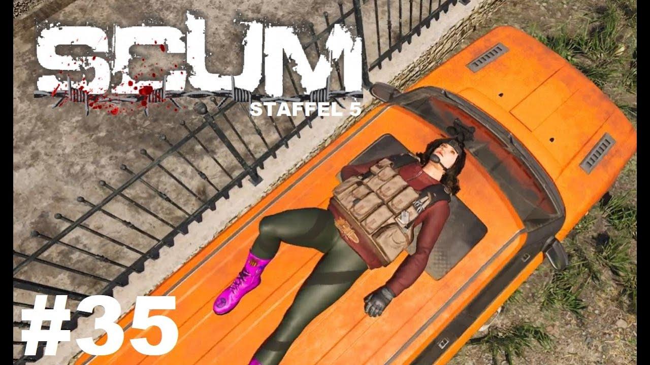SCUM - Steffi mit frischer Energie #35 Staffel 5 Gameplay