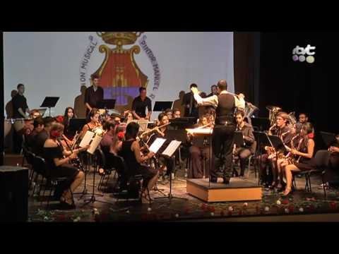 PGM CONCIERTO BANDA MUNICIPAL DE MUSICA PASODOBLES 2016
