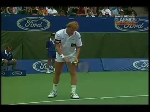 1991   Australian Open   Finale   Boris Becker b Ivan Lendl