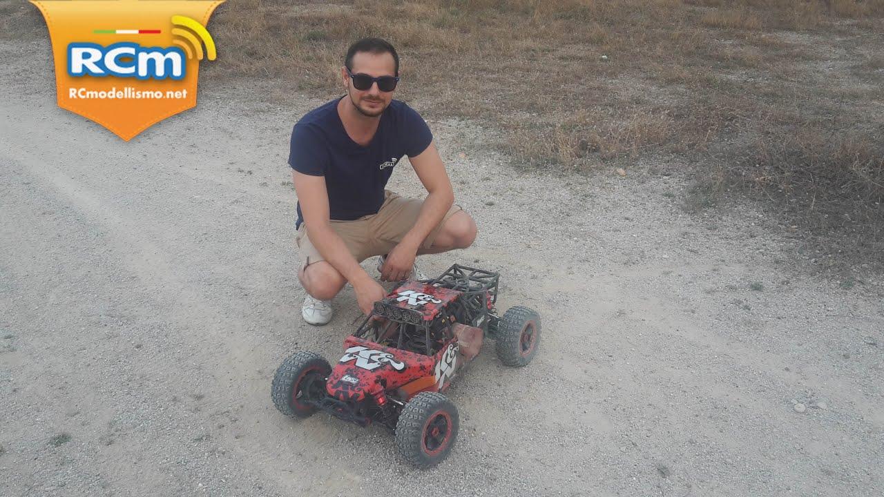 Losi desert buggy xl k n 4wd 1 5 rc