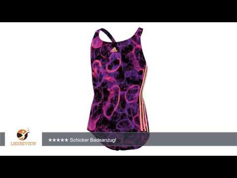 Adidas I M3S 1PC Y Kinder Mädchen Schwimmer Badeanzug Schwimmanzug Navy/Night Flash S22996 | thumbnail