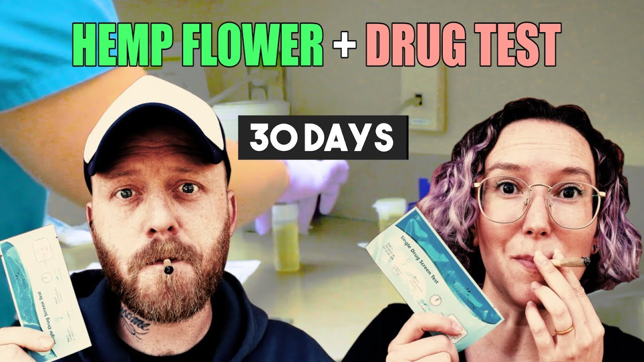 Pass or Fail? We smoked CBD Hemp Flower for 30 Days. See our lab results!