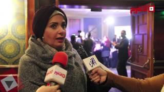 اتفرج| صابرين: مش هتشوفوني في رمضان إلا في دور كوميدي