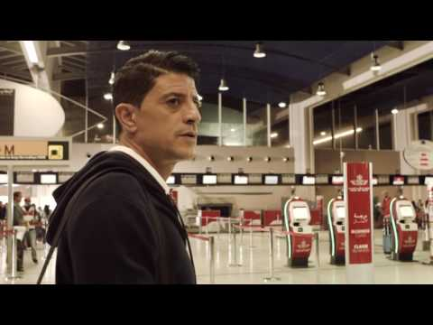 ROYAL AIR MAROC COMMERCIAL (starring Saïd TAGHMAOUI) - MAKING-OF