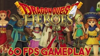 [60 FPS] Dragon Quest Heroes: Slime Edition Gameplay | GTX 970