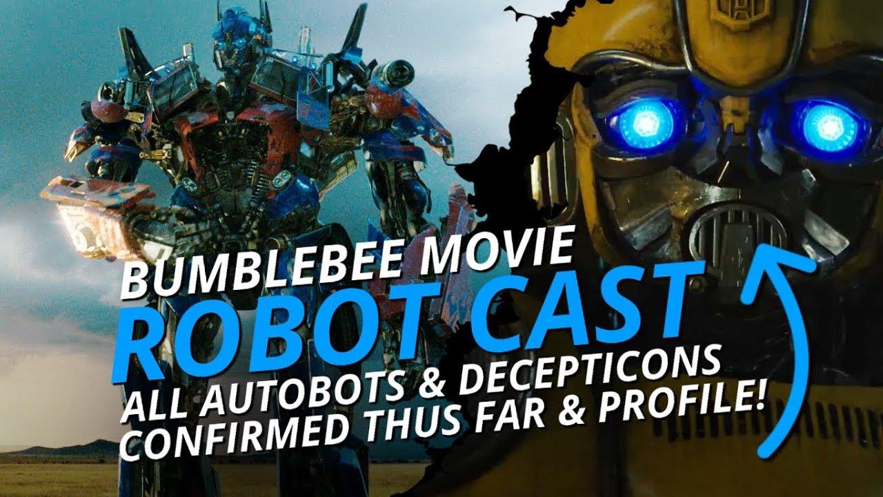 Bumblebee 2018 cast Decepticons X reader Lemon