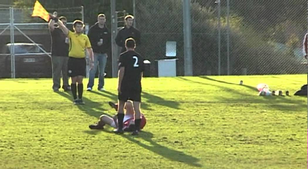 Download Rd15 New Town Eagles vs Clarence United Goal Red Card Injury HIghlight