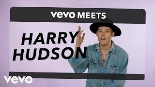 Harry Hudson - Vevo Meets: Harry Hudson