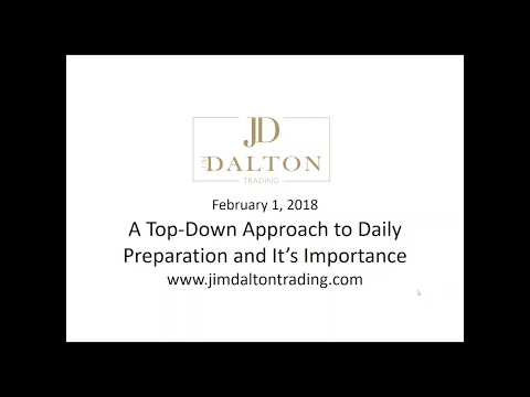 A Top Down Approach to Daily Preparation and It's Importance