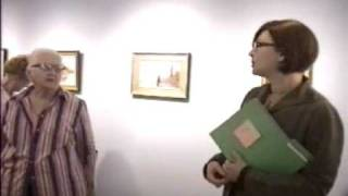 Fresno Met Museum - Anna Richards Brewster curator tour with Judith Maxwell - Part 8 of 9