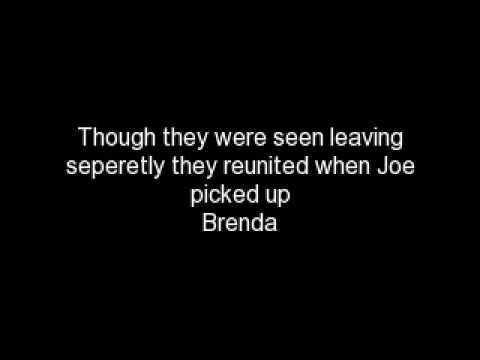 Joe Jonas and Brenda song on a date!