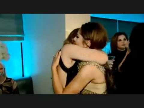 Cheryl Cole and Kimberley Walsh  29.Septiembre.2010