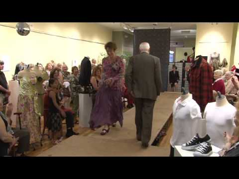 ACWC Fashion as Art Show