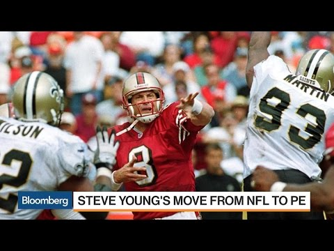 How NFL Legend Steve Young Juggles Jobs at ESPN and a Private Equity Firm