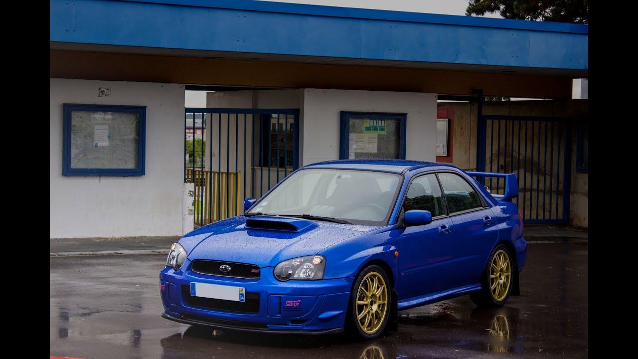 Subaru Sti N 252 Rburgring Touristenfahrten 28 09 2014 Youtube