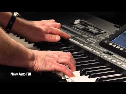 Korg Pa3X Professional Arranger Workstation - Official Product Introduction