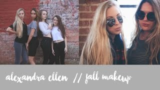 My Everyday Fall Makeup Routine Thumbnail