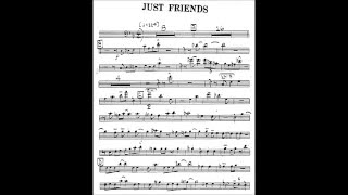 """Download Mp3 """"just Friends"""" By Rob Mcconnell & The Boss Brass – 1st Bone Chart"""