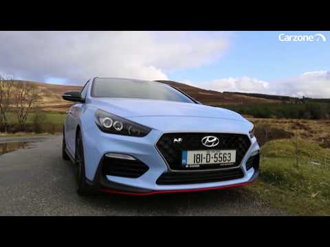 2018 Hyundai i30N Review Carzone