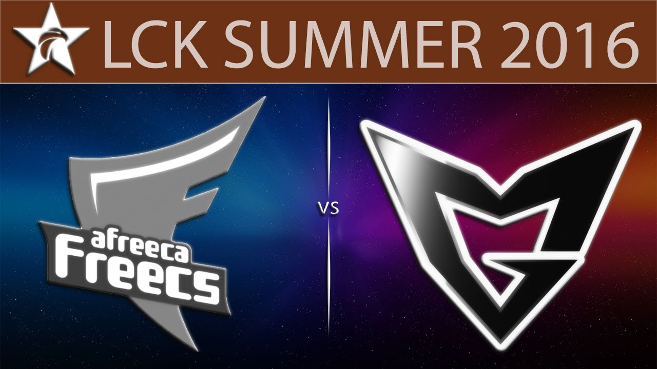 [LoL Highlights] AFS vs SSG Game 2 | LCK Summer 2016 (30.05.2016) - Afreeca  Freecs vs Samsung Galaxy