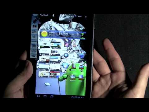 Acer Iconia A100 Review
