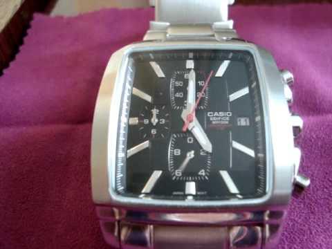 Edifice Preciosas 509Original255 000 relojCasio Colecciones lFK3uTc1J