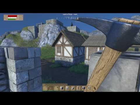 Medieval Engineers Single Player Survival Now with Farming! 0028