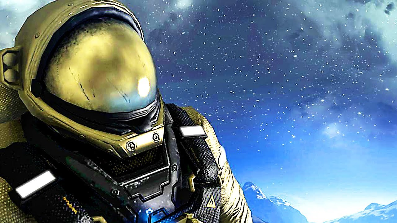 SPACE ENGINEERS Gameplay Trailer (2018)