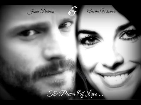 Jamie Dornan And Amelia Warner ~ The Power Of Love