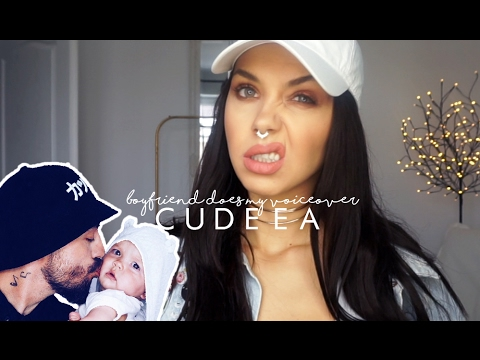 DADDY SKIZZO DOES MY MAKEUP VOICEOVER | CUDEEA